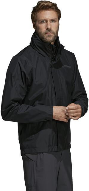 adidas TERREX AX Jacket Herren black